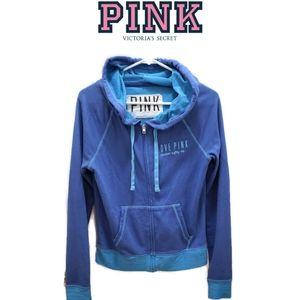 3/$25 🥂 PINK Victoria's Secret Zip Up Hoodie